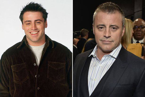 Friends-Cast-Now-And-Then-Matt-LeBlanc