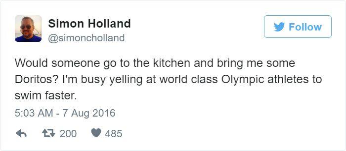 Funniest Tweets Rio Olympics (2)