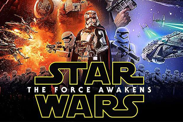 Best Hollywood Action Movies Star Wars Force Awakens