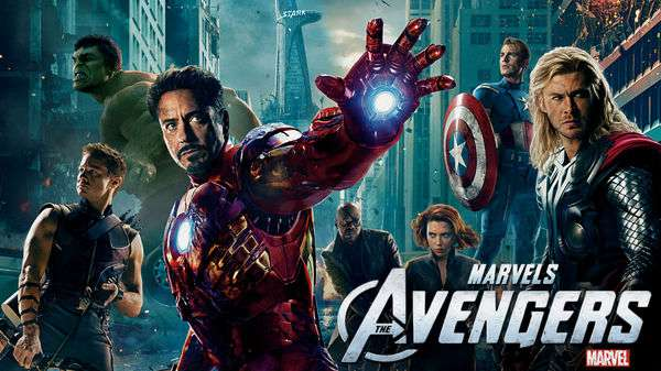 Highest Grossing Hollywood Movies The Avengers