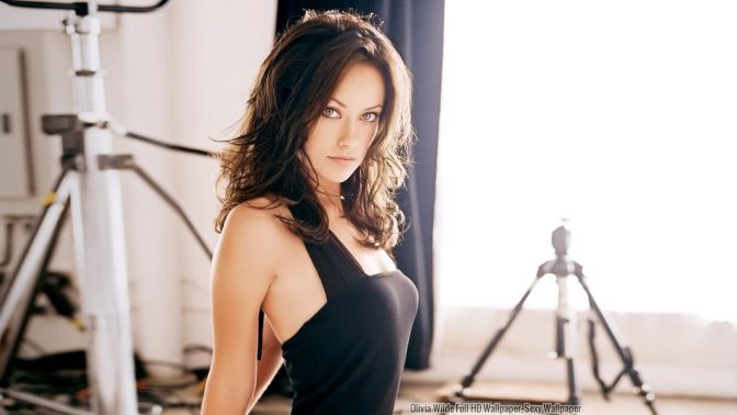 Hottest Hollywood Actresses Olivia Wilde
