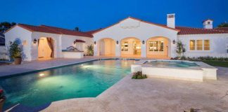 Michael Phelps House Home Mansion (9)
