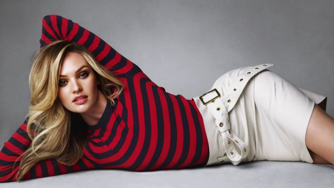 Hottest Most Beautiful Models In The World Candice Swanepoel