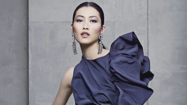 Hottest Most Beautiful Models In The World Liu Wen