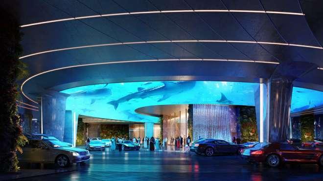 Rainforest-Hotel-Rosemont-Dubai-Car-Parking