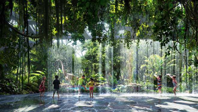 Rainforest-Hotel-Rosemont-Dubai-Real-Forest