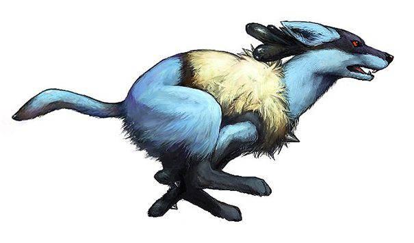 Real-Life-Pokemons-Go-Lucario