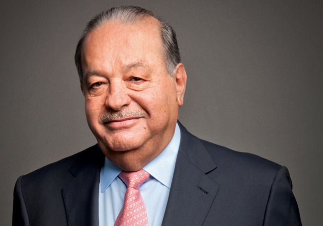Richest People In The World Carlos Slim
