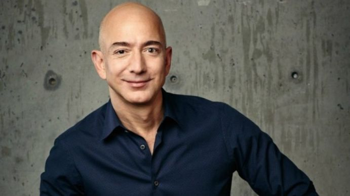Richest People In The World Jeff Bezos