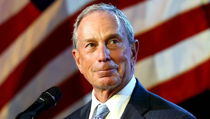 Richest-People-In-The-World-Michael-Bloomberg