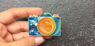 Sena Runa Paper Artist Camera