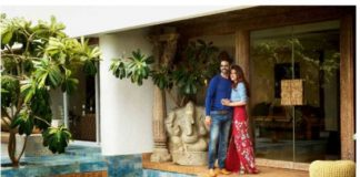 Twinkle Khanna & Akshay Kumar House (8)
