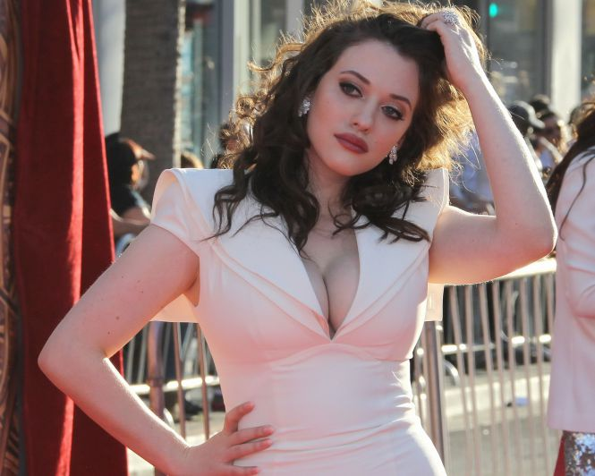 Beautiful-Curvy-Actresses-Hollywood-Kat-Dennings