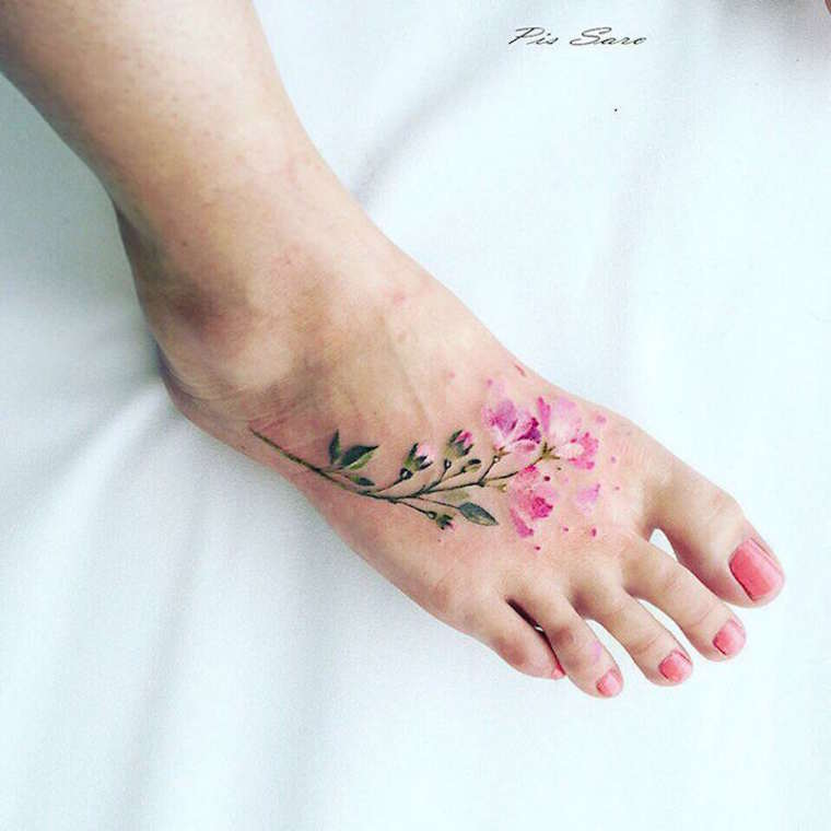 Love Nature See These Beautiful Tattoos By An Artist Pis Saro