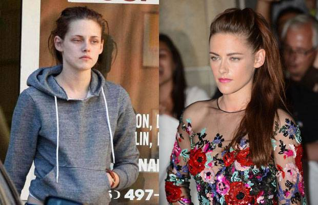 Celebrities-Without-MakeUp-Kristen-Stewart