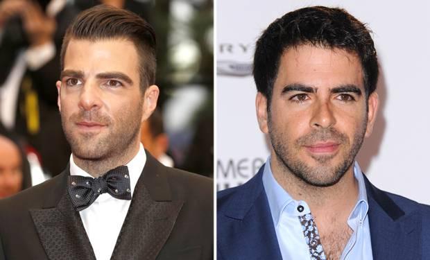 celebrity-clones-doppelgangers-zachary-quinto-eli-roth