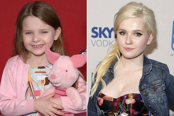 child-stars-who-grew-up-hot-abigail-breslin-little-miss-sunshine