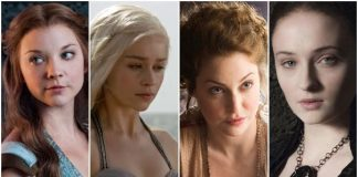 Hottest Female Characters In Game Of Thrones