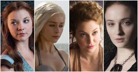 5 Of The Hottest Female Characters In Game Of Thrones