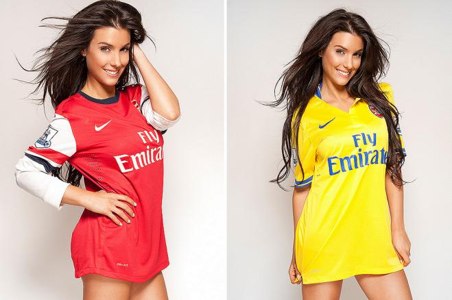 Hottest-Football-WAGS-Ludivine-Kadri-Sagna