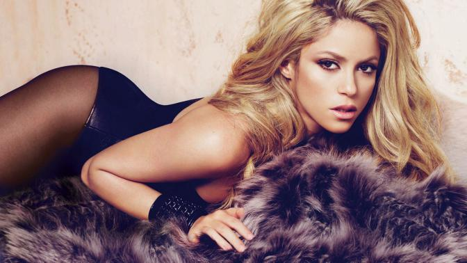 Hottest-Football-WAGS-Shakira