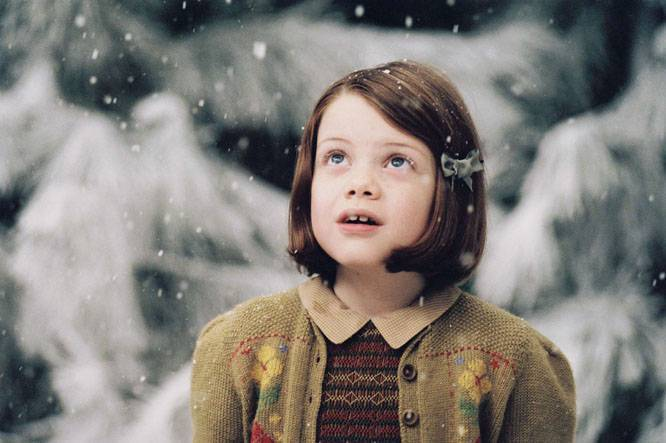 Lucy From The Chronicles Of Narnia 2005