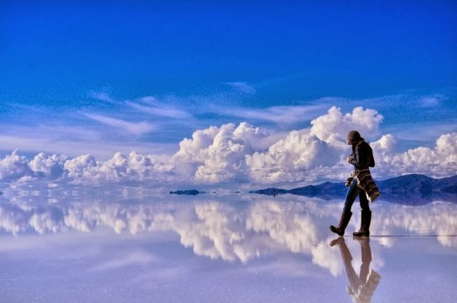 Most Amazing Places In The World Salar de Uyuni Bolivia