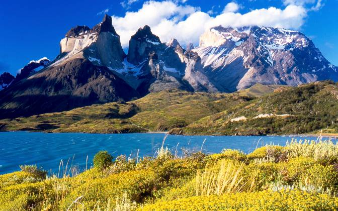 Most Amazing Places In The World Torres Del Paine Patagonia Chile