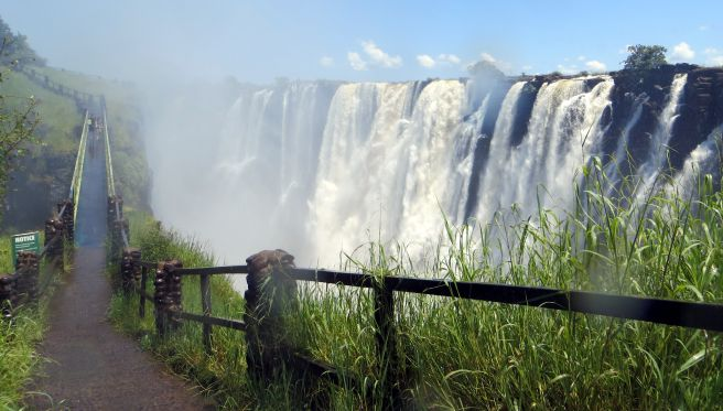 Most Amazing Places In The World Victoria Falls Zimbabwe