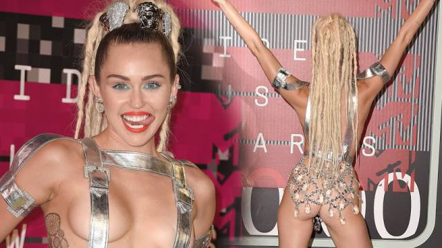 most-revealing-dresses-celebrities-miley-cyrus-at-the-vmas