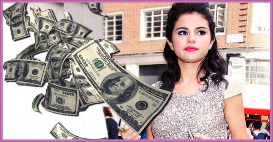 Guess How Much Selena Gomez Charges For One Social Media Post?