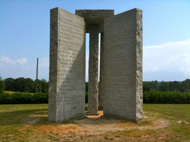 Top-10-Unsolved-Mysteries-Of-The-World-Georgia-Guidestones