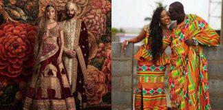 Traditional Wedding Attire Around The World 1
