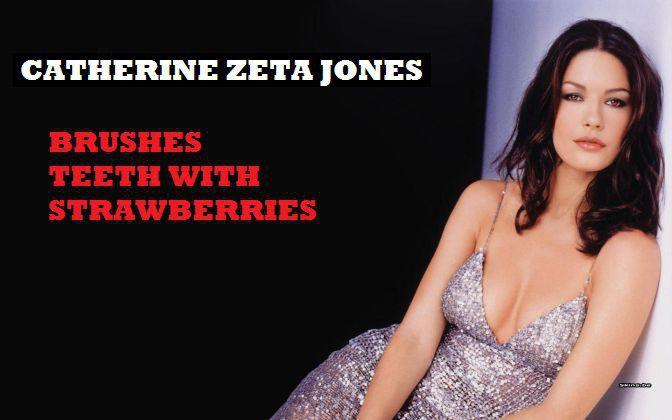 weird-habits-of-celebrities-catherine-zeta-jones