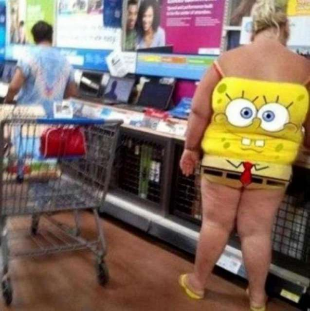 10 Weird People At Walmart That You Won't Believe Exists ...