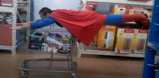 Weird People At Walmart