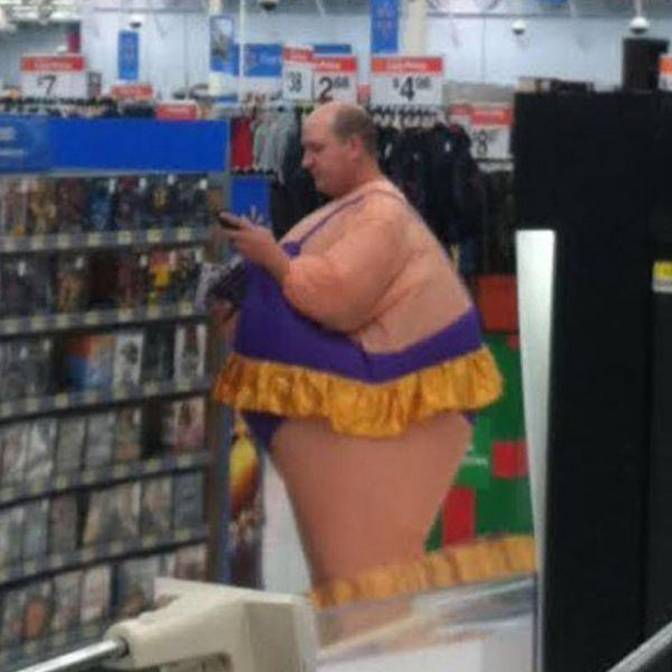 Weird-People-At-Walmart
