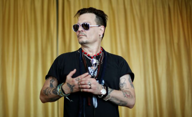 Celebrity-Drug-Addicts-Johnny-Depp