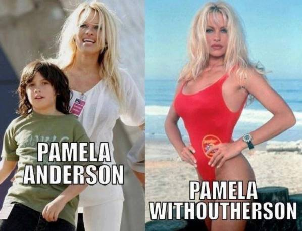 Celebrity-Name-Puns-Pamela-Anderson