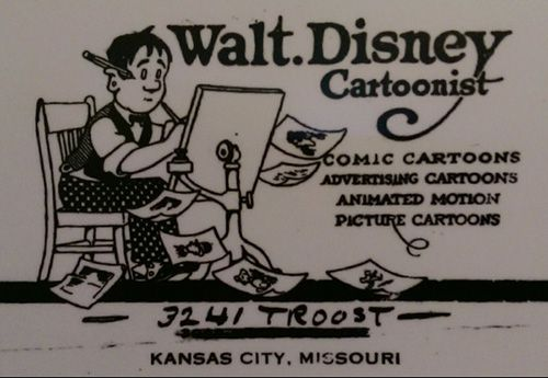 Cool-Business-Cards-Walt-Disney