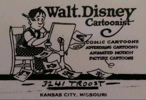 Cool-Business-Cards-Walt-Disney