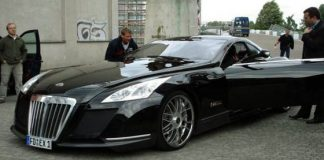 Expensive Celebrity Cars