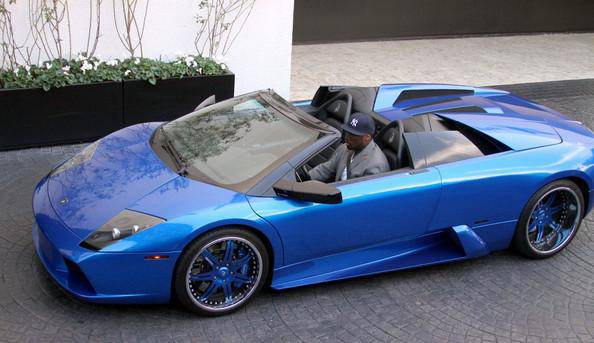 Expensive-Celebrity-Cars-50-Cent-Lamborghini-Gallardo