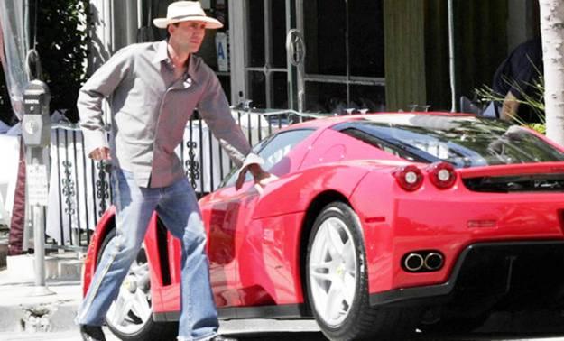 Expensive-Celebrity-Cars-Nicolas-Cage's-Ferrari-Enzo