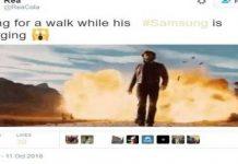 Samsung Galaxy Note 7 Memes