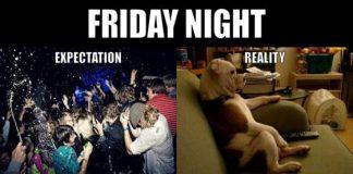 Funny Weekend Memes