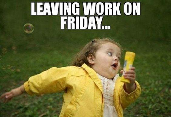 Funny Work Boss Meme : 10 funny weekend memes that will keep you ready for the weekend