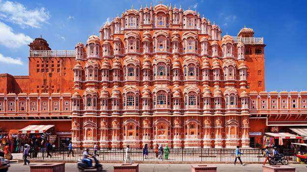 historical-places-in-india-hawa-mahal