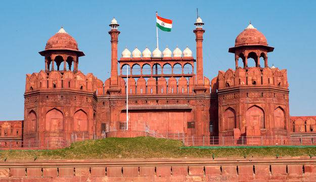 historical-places-in-india-red-fort