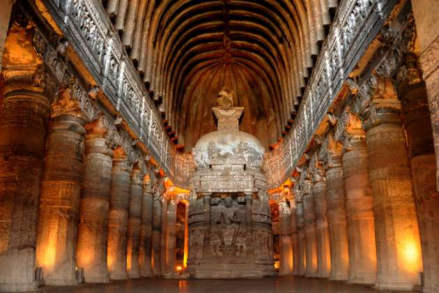 historical-places-in-india-ajanta-and-ellora-caves